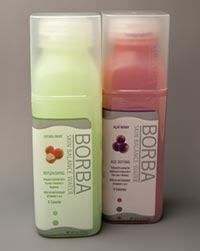 Borba packaging example